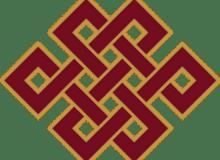 "Тибетский знак ""Улзы"" - символ счастья, молодати и красоты..."